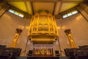 Freemasons' Hall brings some early Christmas cheer with its first virtual organ concert this December