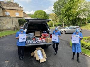 Freemasons rise to Covid-19 challenge with donations totalling £1m and 18 million hours of volunteering